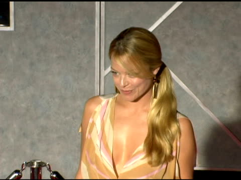 charlotte ross at the 'flightplan' los angeles premiere at the el capitan theatre in hollywood, california on september 19, 2005. - el capitan theatre stock videos & royalty-free footage