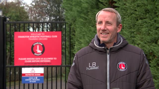 charlton athletic manager lee bowyer interview; england: london: sparrows lane: lee bowyer interview sot - interview raw footage stock videos & royalty-free footage