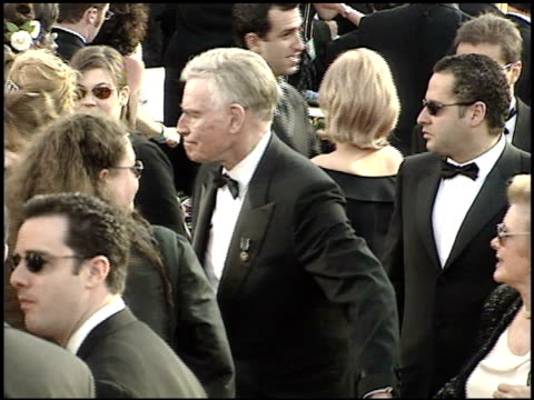 charlton heston at the 2001 academy awards at the shrine auditorium in los angeles california on march 25 2001 - 73rd annual academy awards stock videos & royalty-free footage