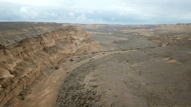 charyn canyon - kazakhstan stock videos & royalty-free footage