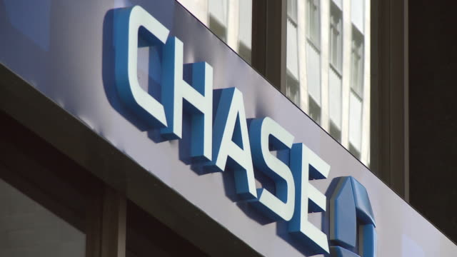 chase bank and atm / san francisco california usa / audio - film montage stock videos & royalty-free footage
