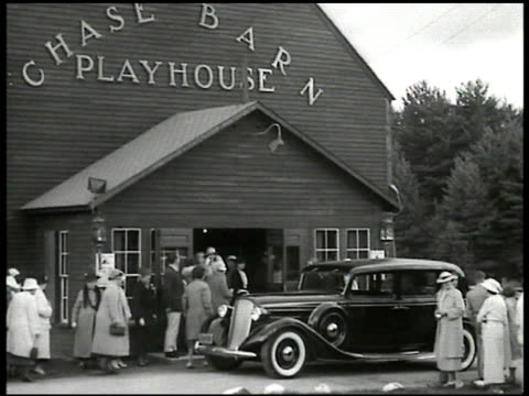 chase barn playhouse old silver beach theatre sign on wooden wall cape cinema cape playhouse signs wharf theatre sign on pier matinee sign for cape... - playhouse stock videos and b-roll footage