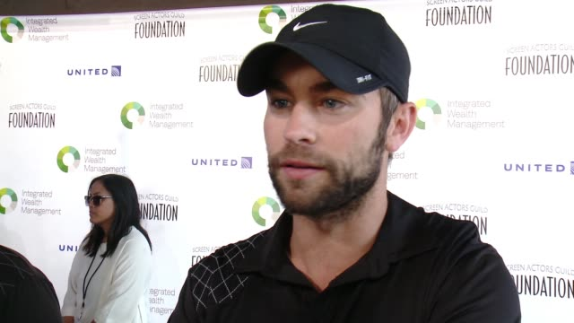 INTERVIEW Chase Crawford at Screen Actors Guild Foundation Kicks Off 30th Anniversary Honors Sofia Vergara With Actors Inspiration Award At 6th...