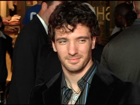 jc chasez and eva longoria at the opening night of 'the ten commandments' at the kodak theatre in hollywood california on september 27 2004 - jc chasez stock videos & royalty-free footage