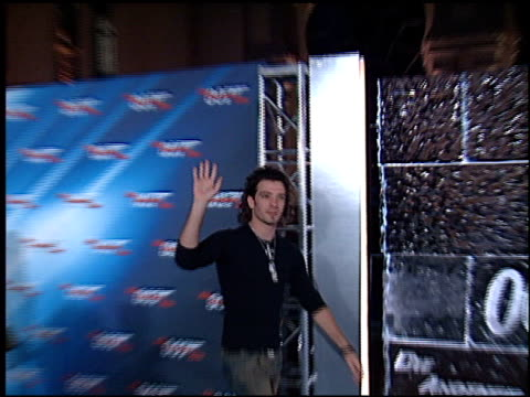 jc chasez at the 'die another day' premiere at the shrine auditorium in los angeles california on november 11 2002 - jc chasez stock videos & royalty-free footage