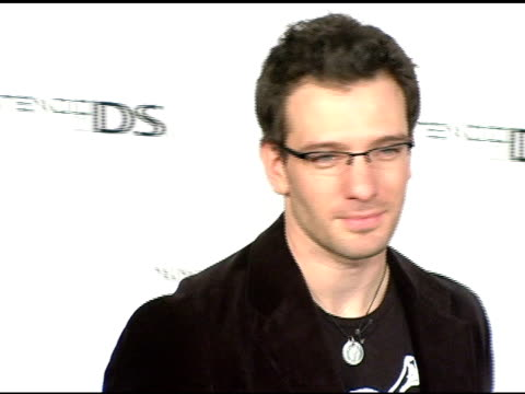 jc chasez at the exclusive nintendo ds prelaunch party at the day after at the day after in los angeles california on november 16 2004 - jc chasez stock videos & royalty-free footage