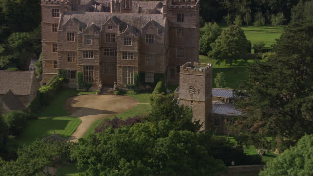 chastleton house - oxfordshire stock videos and b-roll footage