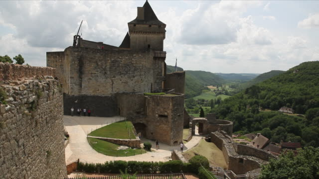 WS HA Chateau de Castelnaud / Aquitaine, France