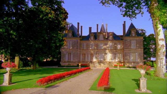 WS PAN Chateau Pichon Longueville Comtesse de Lalande, palace, France