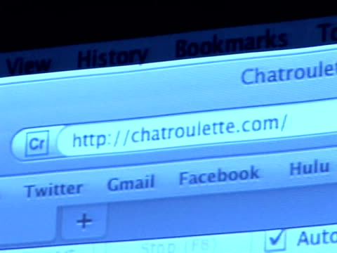chatroulette live video