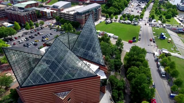 chattanooga tennessee aquarium - chattanooga stock videos and b-roll footage