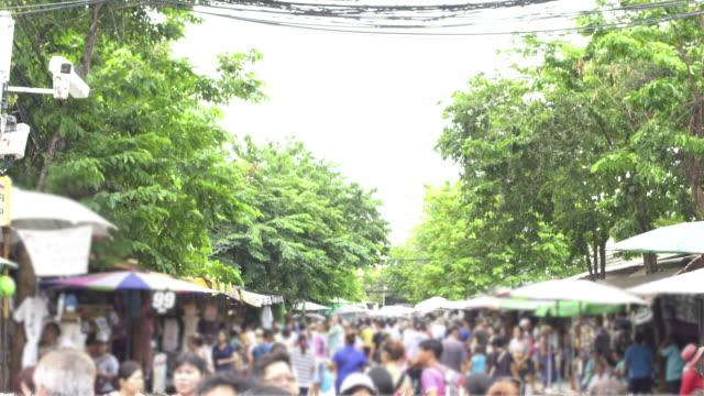 Den Chatuchak-Wochenendmarkt, Bangkok
