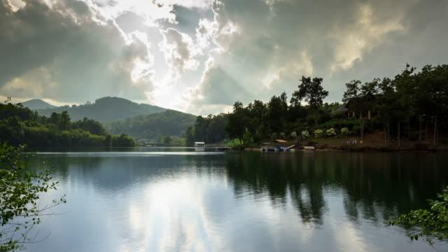 Chatuge Lake - Time Lapse