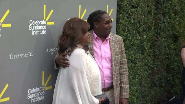 chaz ebert jay smith at 3rd annual 'celebrate sundance institute' los angeles benefit honoring roger ebert ryan coogler on 6/6/13 in los angeles ca - ryan coogler stock videos and b-roll footage