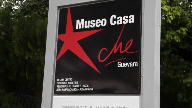 Che Guevara Museum in Alta Gracia, Cordoba, Argentina