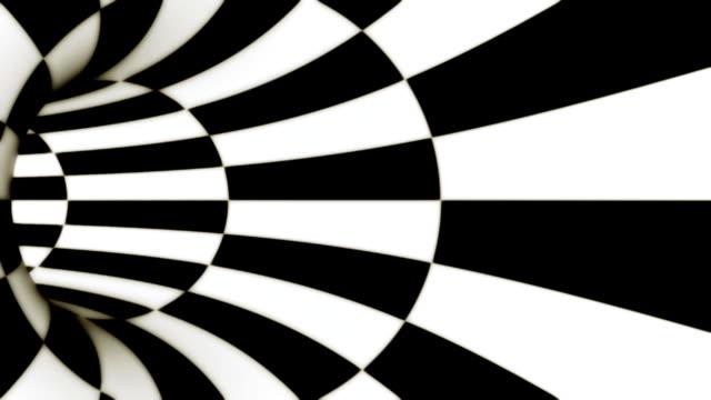 checkerboard tunnel loop