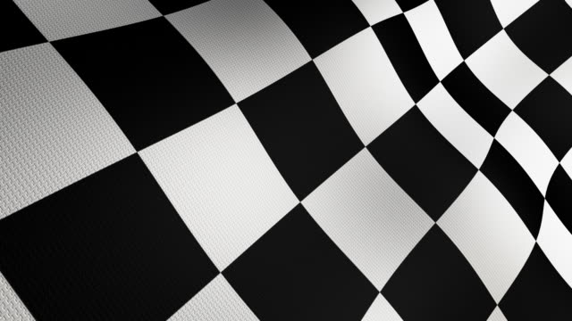 checkered flag background hd - checked pattern stock videos & royalty-free footage