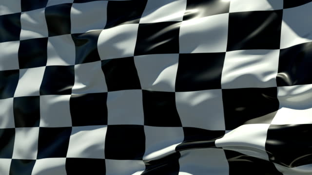 checkered flag - flag stock videos & royalty-free footage