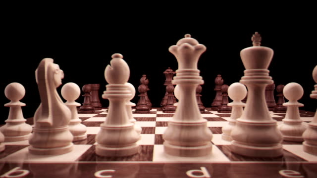 checkmate - chess stock videos & royalty-free footage