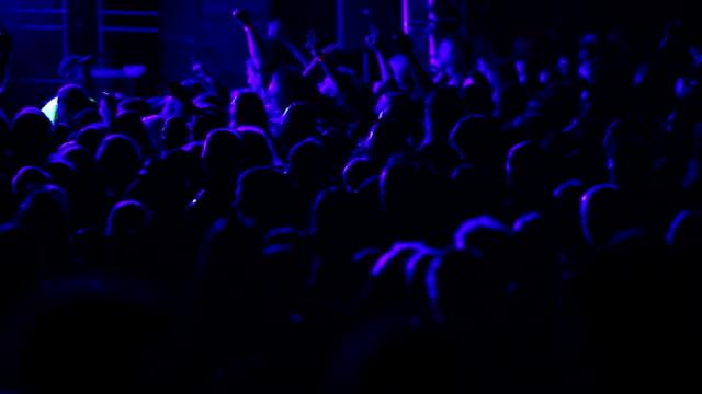 喜びの群衆ロックフェスティバル