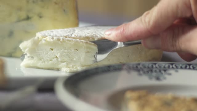 cheese crackers - french food stock videos and b-roll footage