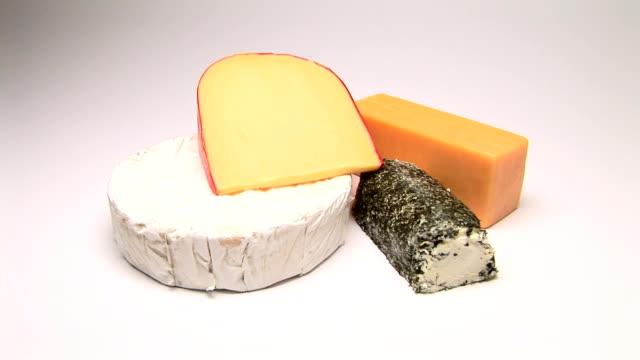 cheese - brie stock videos & royalty-free footage