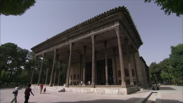 WS Chehel Sotoun pavilion, Isfahan, Iran