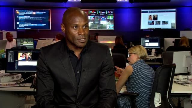 axed medical staff could return to bench says jose mourinho int frank sinclair interview sot - sinclair institute stock videos and b-roll footage