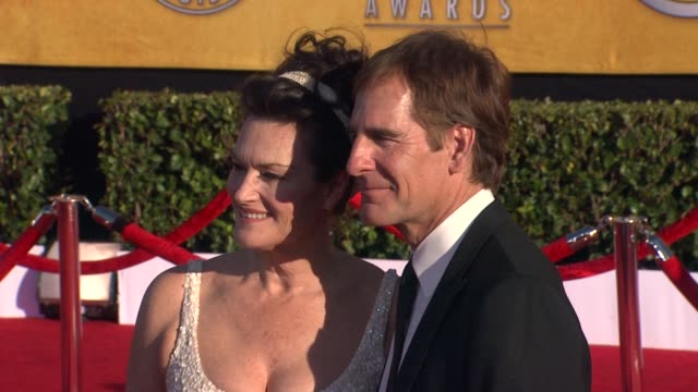 Chelsea Field and Scott Bakula at 18th Annual Screen Actors Guild Awards Arrivals on 1/29/2012 in Los Angeles CA