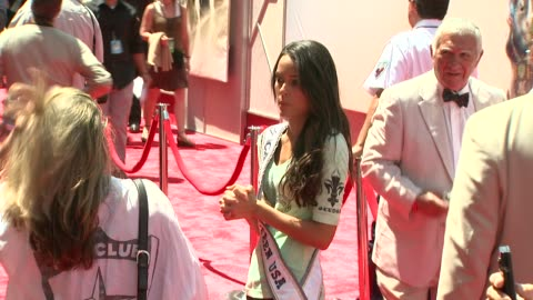 chelsea gilligan at the 'g-force' premiere at hollywood ca. - g force stock videos & royalty-free footage