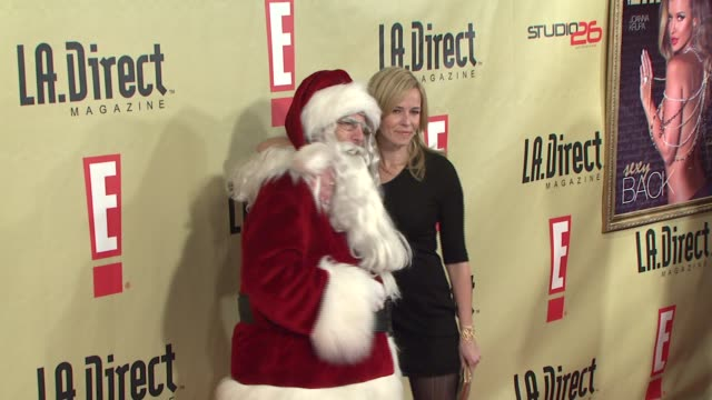 chelsea handler at the la direct magazine's holiday party at les deux in los angeles california on december 14 2007 - les deux club stock videos & royalty-free footage
