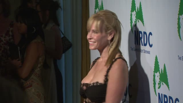 chelsea handler at the national resources defense council's 20th anniversary celebration at beverly hills ca - national resources defense council stock videos & royalty-free footage