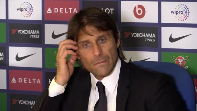 Chelsea manager Antonio Conte reflects on his side's 21 victory over Everton which sees them progress to the Carabao Cup quarterfinals Antonio...