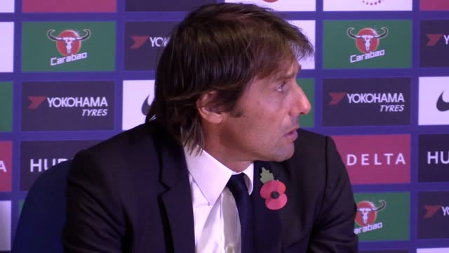 Chelsea manager Antonio Conte reflects on his side's 42 Premier League win over Watford Pedro opened the scoring for the champions at Stamford Bridge...