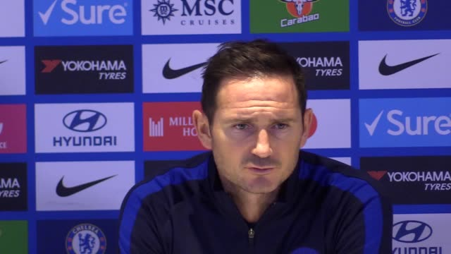 chelsea manager frank lampard admits his team was below par during their 0-1 defeat against west ham, but defends the performance as a rarity this... - game show stock videos & royalty-free footage