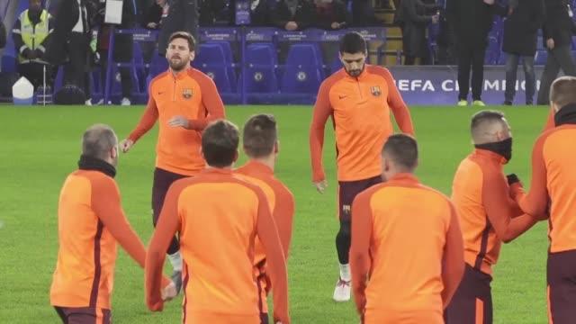 Chelsea y Barcelona se enfrentan el martes en el partido de ida de la Liga de Campeones en un duelo ya convertido en un clasico de la competicion