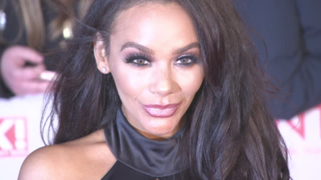 Chelsee Healey at National Television Awards at The O2 Arena on January 23 2018 in London England