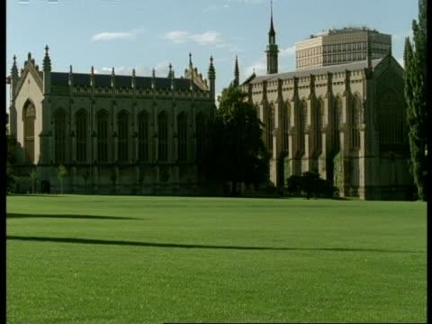 cheltenham gentlemen's college buildings, gloucestershire - cheltenham stock videos & royalty-free footage