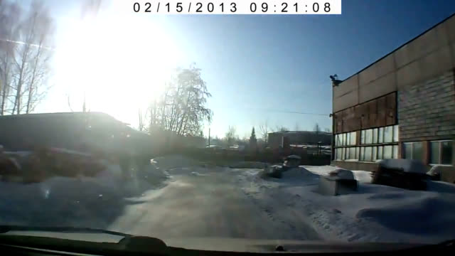 stockvideo's en b-roll-footage met chelyabinsk meteor - 2013