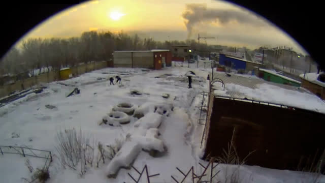 chelyabinsk meteor - 2013 stock videos & royalty-free footage