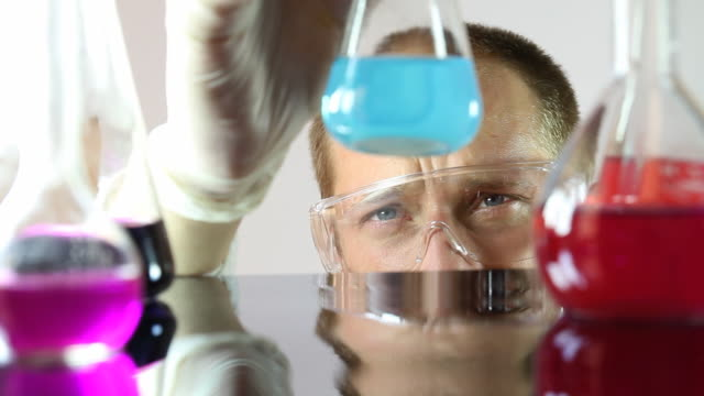 chemical analysis - compound interest stock videos and b-roll footage