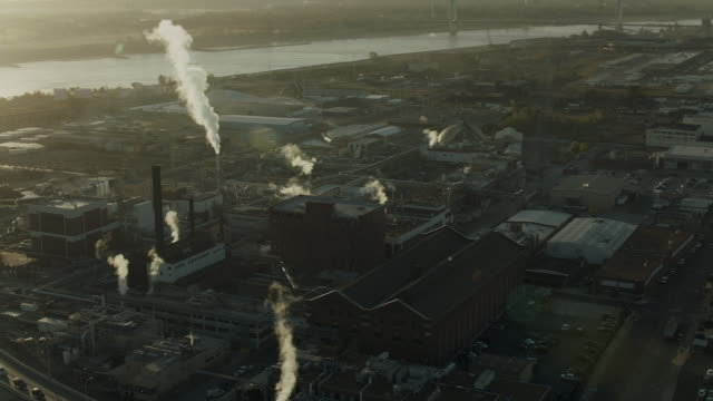 Chemical Plant In St Louis Missouri