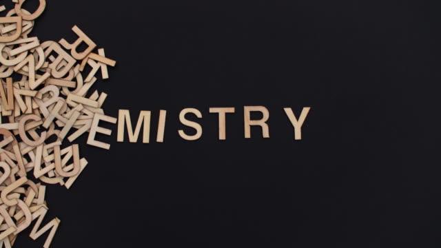 chemistry/ debica/ poland - chemistry点の映像素材/bロール
