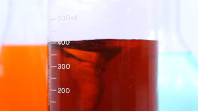 Chemistry lab concept