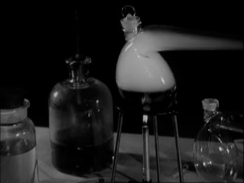 chemistry lesson - bunsen burner stock videos & royalty-free footage