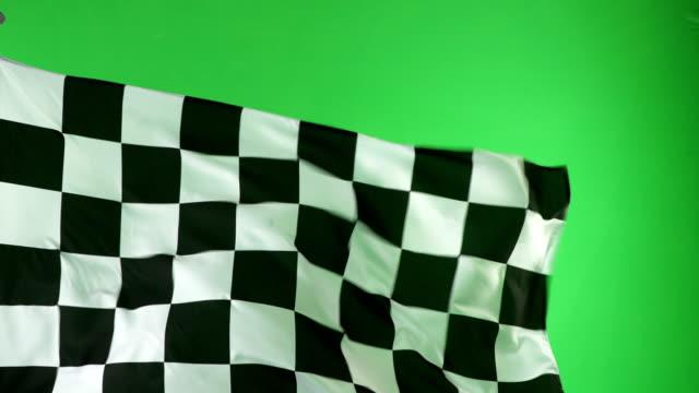 4K: Chequered flag, Chroma key, Motor racing, Formula one