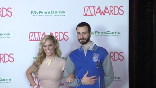 cherie deville randi marsh at the 2017 avn awards nomination party at avalon nightclub in hollywood celebrity sightings on november 17 2016 in los... - nomination stock videos & royalty-free footage