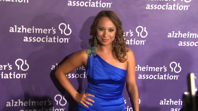 Cheryl Burke at the 19th Annual 'A Night At Sardi's' Benefitting The Alzheimer's Association at Beverly Hills CA