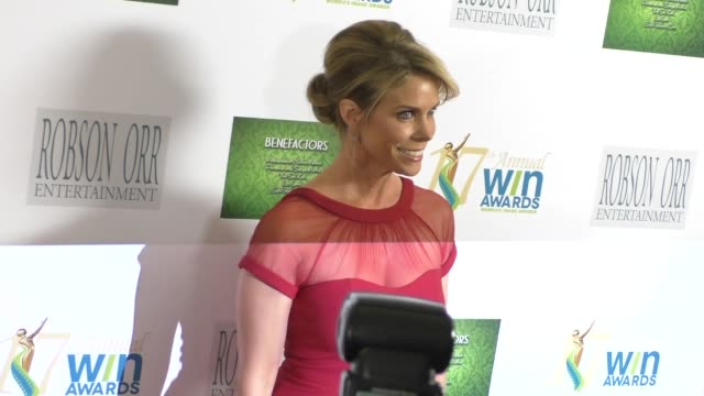 Cheryl Hines at the 17th Annual Women's Image Awards at Royce Hall in Westwood in Celebrity Sightings in Los Angeles