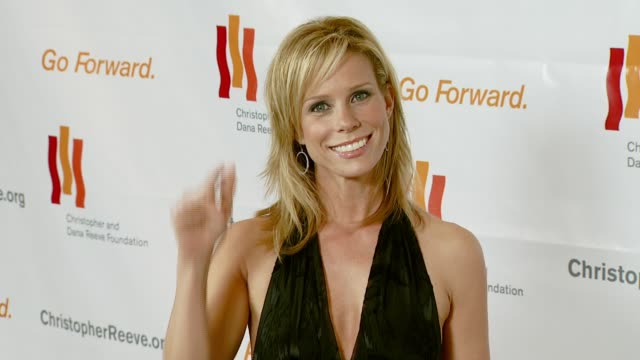 cheryl hines at the third annual los angeles gala for the christopher and dana reeve foundation honoring robin williams at the century plaza hotel in... - christopher and dana reeve foundation stock videos and b-roll footage